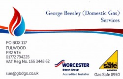 George Beesley Domestic Gas Services